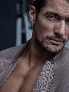 David Gandy is the Cover Star of Men's Fitness UK