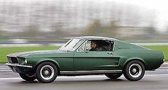 Pics For > Steve Mcqueen Car In Bullitt