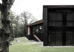 La maison Écran de l'architecte québécois Alain Carle se distingue par son…
