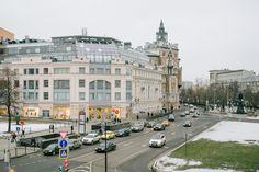 Москва меняется. Часть II: chistoprudov