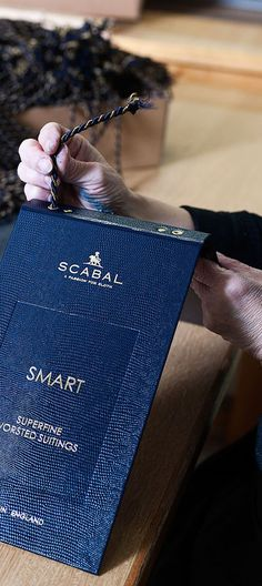 Fabrics - 5000 POSSIBILITIES - Scabal