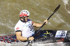 Telmo Olazabal - Canoe Slalom - Mundial Junior/Sub23 2015