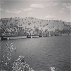 Bethanga Bridge, Albury, NSW, Australia