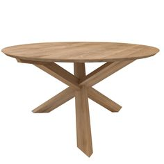 http://www.arnotts.ie/ethnicraft-circle-table-oak/393443/450300200