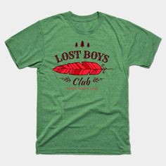 Shop Lost Boys Club peter pan t-shirts designed by Hocapontas as well as other peter pan merchandise at TeePublic. Boy Disney Shirts, Disney Vacation Shirts, Disney Boys, Disney Shirts For Family, Disney Fun, Disney Clothes, Disneyland Shirts, Disney Ideas, Disney Cruise