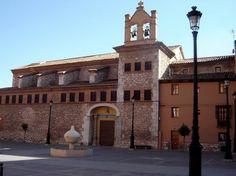 Teruel - Convento de las Claras photo by Robert Bovington blog: http://bobbovington.blogspot.com.es/2011/05/teruel.html