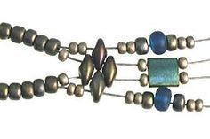 Tila-superduo bracelet ~ Seed Bead Tutorials #braceletstutorials