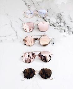 S U N D A Y sunnies 💗 Oculos De Sol Espelhado, Oculos Arredondado, Marcas  De Oculos, Óculos f47e640ce9