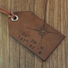 Wholesale personalized travel luggage tag by WholesaleNameJewelry