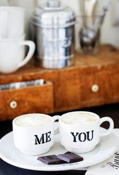 Tazas para vos y tu pareja.