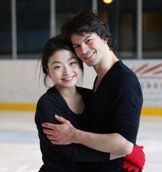 Maia Shibutani and Stéphane Lambiel Ice Skating, Figure Skating, Stephane Lambiel, Skate, The Incredibles, Couple Photos, Couples, Twitter, Instagram