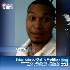 Brian Krimbo BHM® Comedy Glam™ Online Audition.