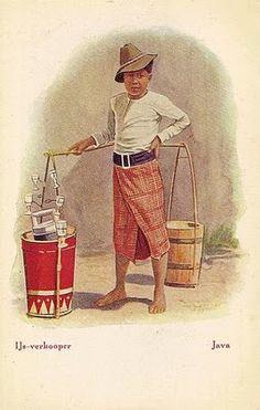 Penjual Es 1911