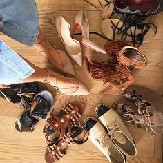 TheyAllHateUs you can never have enough shoes