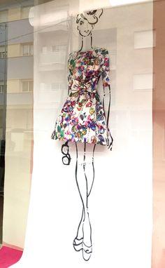 bcd387b4898d (Sketching your Fashion), creative by Pablo Escaparatista. Sandro Baldani ·  Negozi di abbigliamento