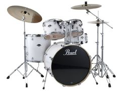 Introducing the best selling drum set of all time... Export Series returns. Export Series now incorporates Pearl's S.S.T. Superior Shell Technology Opti-Loc tom mounts all-new 830 Series Hardware wi...