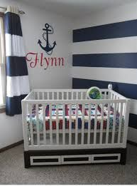 nautical baby girl nursery - Google Search