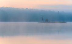 Algonquin Provincial Park - Foggy Sunrise - http://flic.kr/p/LkJ7uK