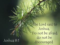 Free scripture graphics from Joshua, Judges and Ruth   Joshua 8:1