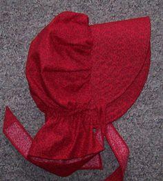 Ingalls Bonnet Pattern   ... pattern expertaudiocenter dj equipment queen amidala costume pattern Pioneer Costume, Pioneer Trek, Equipment, Costume Patterns, Winter Hats, Beanie, Printables, Queen, Costumes