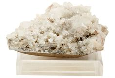 "Apophyllite Crystal on 4"" x 2.5 x 1.5"" Base ... $125"