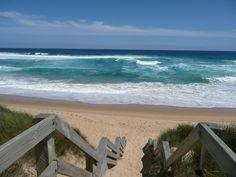 Pristine beach on the south coast of Phillip Island, Australia