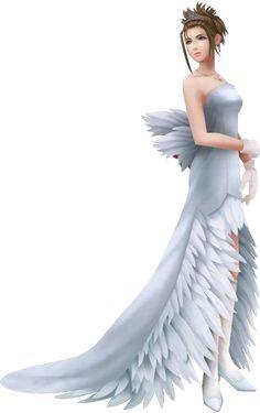 Yunas Wedding Dress From FFX