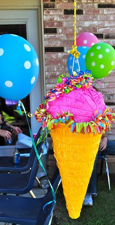 Pinata by christylacy, via Flickr