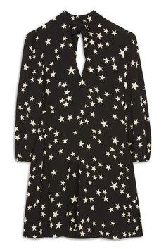 Primark Star Print Dress, £13