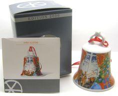 Weihnachtsglöckchen Ü EI Von 2005 2014 Aus Porzellan Höchster Weimar Porzellan | eBay