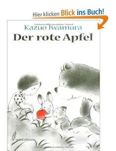 Der rote Apfel: Kazue Iwamura: Bücher