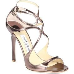 Jimmy Choo Lance Sandals as seen on Kendall Jenner