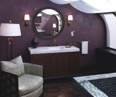 A Bathroom Suite In The Kohler Design Center
