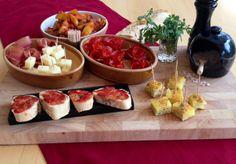 Viva España - sonnige Tapas. Rezepte auf www.stephiespost.blogspot.de