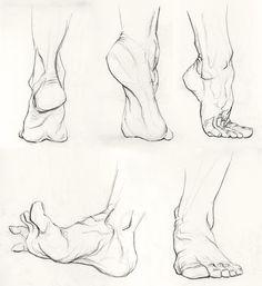 posición de pie