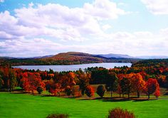 Fall in the Berkshires #travel #massachusetts