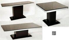 Rectangular Coffee Table Set Monique-Ct