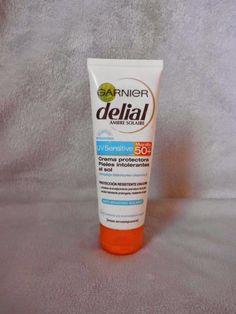 Delial crema protectora pieles intolerantes al sol