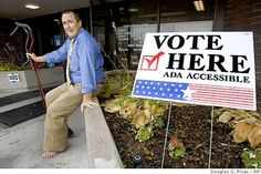 Utah Attorney General Mark Shurtleff waits for a ride home after voting Tuesday…