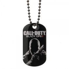 Call of Duty Black Ops II Dog Tags