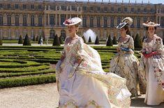 Maria Antonieta - Versalhes, França