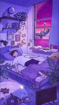 Hình nền động một ngày buồn bã Cool Anime Wallpapers, Anime Wallpaper Live, Anime Scenery Wallpaper, Live Wallpapers, Animes Wallpapers, Kawaii Wallpaper, Aesthetic Movies, Aesthetic Art, Aesthetic Anime