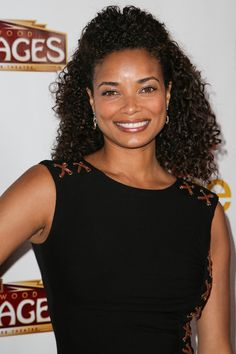 Rochelle Aytes Photos - Actress Rochelle Aytes attends the 'War Horse' red carpet opening night at the Pantages Theatre on October 2013 in Hollywood, California. - 'War Horse' Opening Night in Hollywood Rochelle Aytes, Face P, Black Goddess, Black Celebrities, Photos Of Women, Dark Skin, In Hollywood, Pretty Face, Pretty Woman