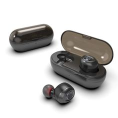 [Bluetooth Wireless Earphone TWS Heavy Bass Touch Control Noise Cancelling With Charging Box Sierra Leone, Belize, Ghana, Congo, Seychelles, Montenegro, Puerto Rico, Sri Lanka, Taiwan
