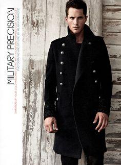 That coat.