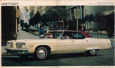 1974 Oldsmobile 98 Luxury Sedan