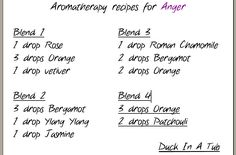 Stress-Relief Tips for Anger Management Children with Essential Oil Care