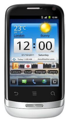 alcatel one touch 992d white matt pohs network mobile phones rh pinterest com huawei blaze u8510 manual uk huawei blaze u8510 user guide