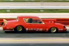 What could a Citation, an EXP, a Eldorado and a 1969 Shelby possibly have in common? They're all strange Pro Stock vehicle choices! Bob Glidden, Nhra Pro Stock, Buick Skyhawk, Nhra Drag Racing, Pontiac Grand Prix, Cadillac Eldorado, Shelby Gt500, Drag Cars, Vehicles