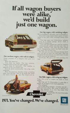 1971 Chevrolet Station Wagon